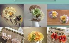 名古屋大須の造花屋・教室・オーダーのah flowers