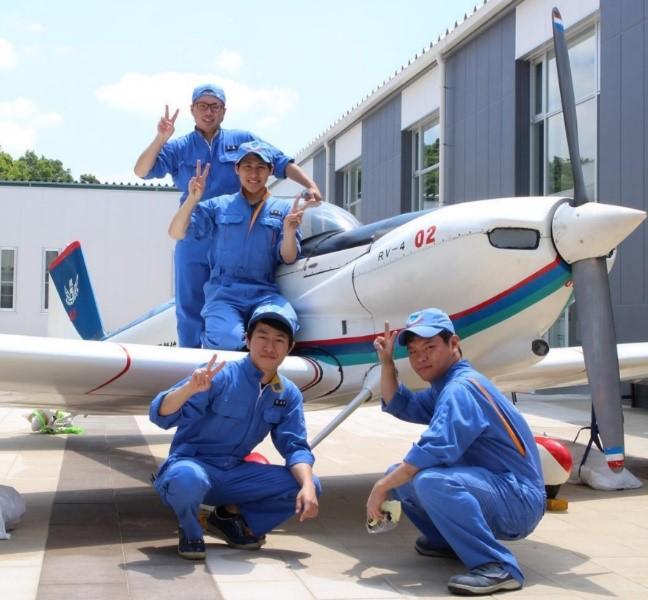 中日本航空専門学校と小牧工業高等学校が連携協定を締結、調印式・贈呈式:2021年3月19日(金)13:30~、小型実習航空機RV-4を移設して贈呈